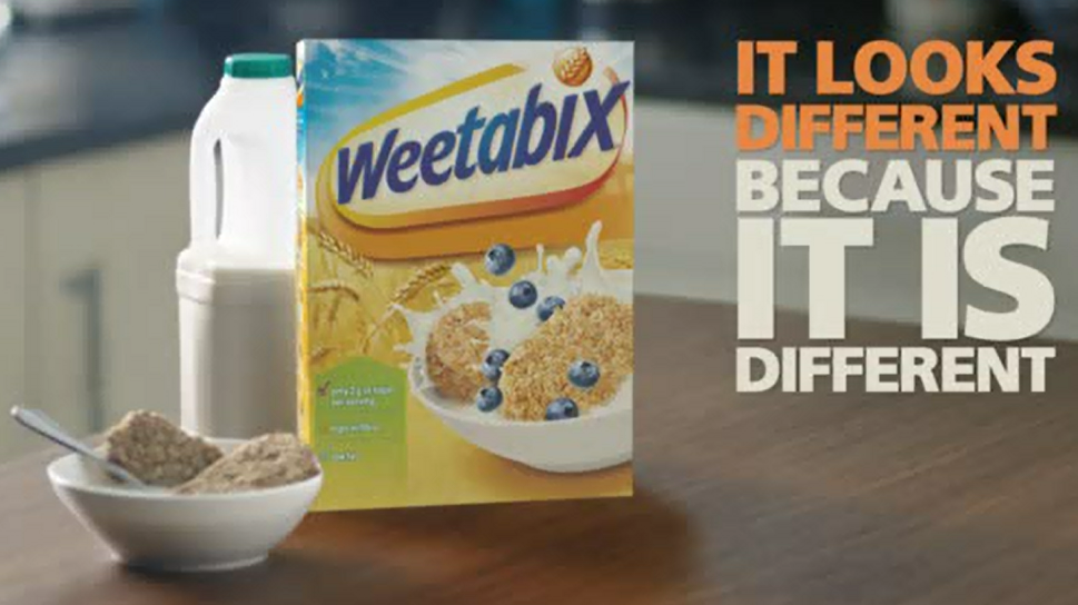 "Weetabix ""Big Day"" Commercial"