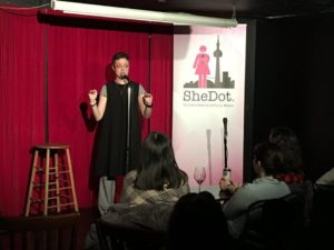 SheStories @ Comedy Bar   Toronto   Ontario   Canada