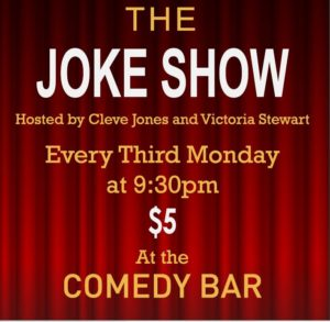 The Joke Show @ Comedy Bar | Toronto | Ontario | Canada