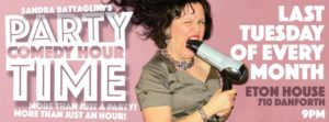 Party Time Comedy Hour @ Eton House