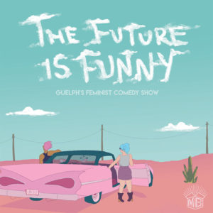 The Future is Funny @ The Making-Box