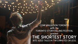 Confabulation - The Shortest Story @ Tranzac Club