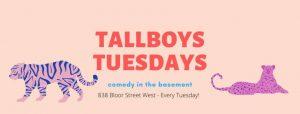 Tallboys @ Tallboys