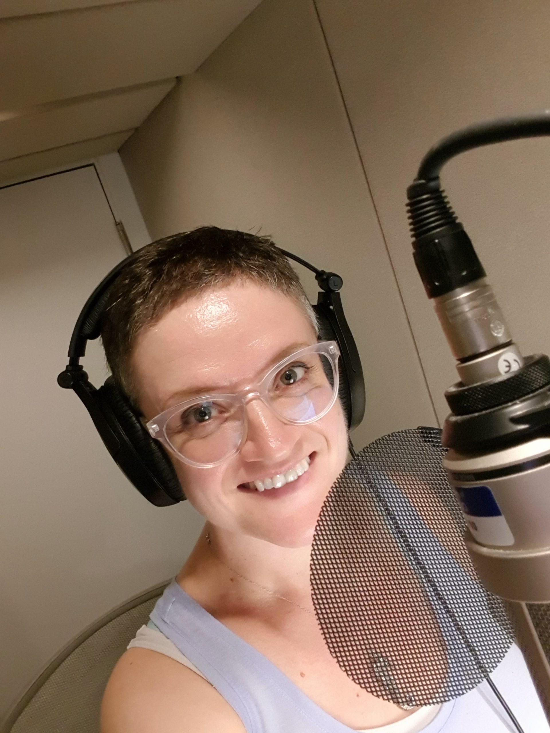 Marilla Wex - British Voice Actor