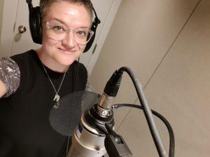 Marilla Wex voice acting maven