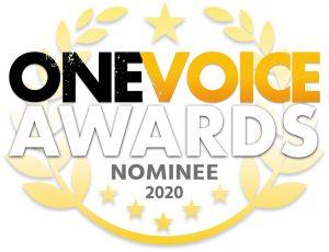 British voice artist Marilla Wex OneVoice Awards