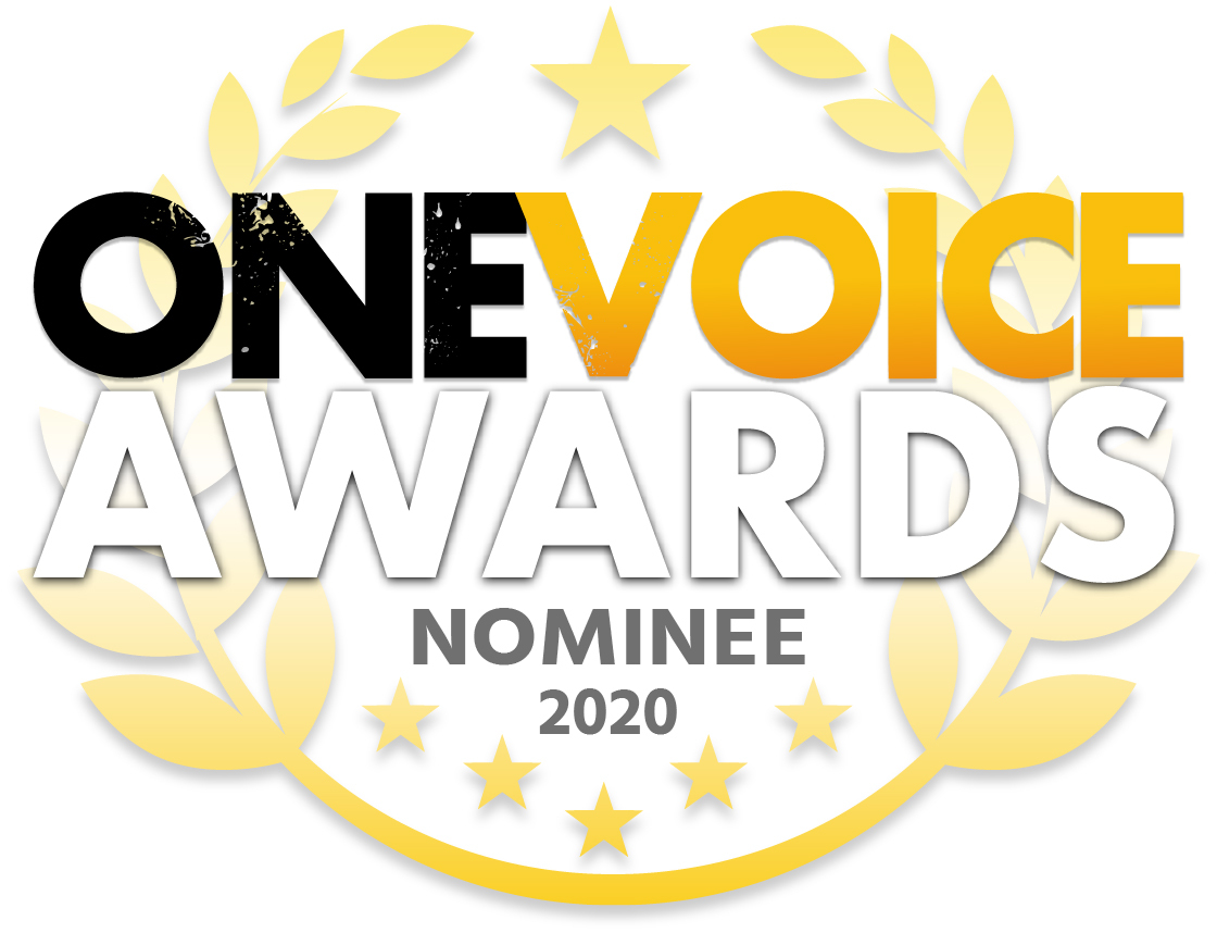 British voice artist Marilla Wex OneVoice Awards